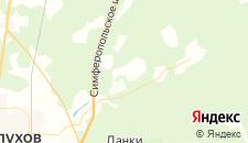 Гостиницы города Арнеево на карте