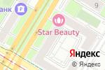 Схема проезда до компании Барбер Клуб в Москве
