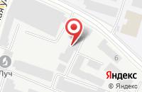 Схема проезда до компании Декор в Подольске