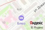 Схема проезда до компании Crazy Hunter в Москве