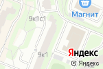 Схема проезда до компании Союз-20 в Москве