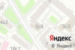 Схема проезда до компании Флоридж в Москве