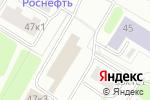 Схема проезда до компании ПГ Контур в Москве