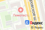 Схема проезда до компании Статус-Риэлти в Москве