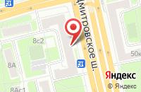 Схема проезда до компании Стоматологическая поликлиника №12 в Москве