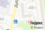 Схема проезда до компании Медветторг в Москве