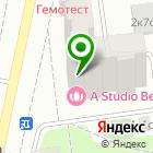Местоположение компании Магазин табачных изделий и электронных сигарет