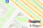 Схема проезда до компании Государственный академический театр классического балета в Москве