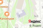 Схема проезда до компании School of Speed в Москве
