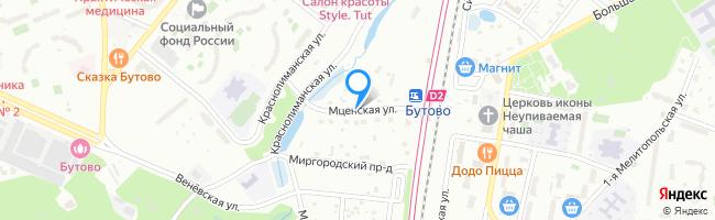 Мценская улица