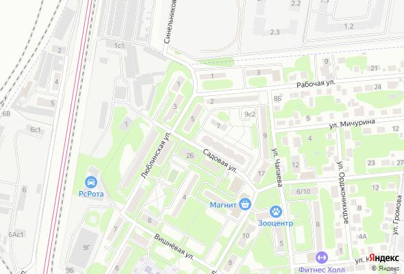 продажа квартир Щербинка, ул. Садовая