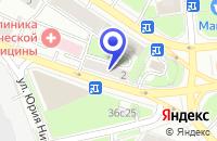 Схема проезда до компании МЕБЕЛЬНАЯ ФАБРИКА ВИТ ВИКТОРИЯ в Москве