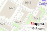 Схема проезда до компании Московский завод навесного оборудования в Москве