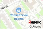 Схема проезда до компании Plov.com в Москве
