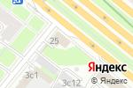 Схема проезда до компании Сейрюкан в Москве