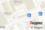 Схема проезда до компании Di Badu в Москве