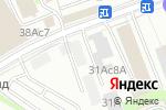 Схема проезда до компании Густо Био в Москве