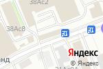 Схема проезда до компании Евроломбард в Москве