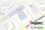 Схема проезда до компании Центр информационных технологий и систем органов исполнительной власти в Москве