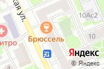 Схема проезда до компании АМ-Финанс в Москве