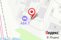 Схема проезда до компании Propitay в Подольске