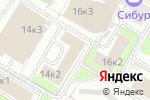 Схема проезда до компании Сиббурсервис в Москве