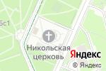 Схема проезда до компании Дубки в Москве