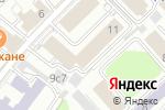 Схема проезда до компании Лекс-Инвест в Москве