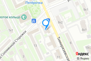 Сдается комната в двухкомнатной квартире в Москве ул Тимирязевская, 15