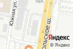 Схема проезда до компании Автофристайл в Москве