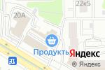 Схема проезда до компании Sun Time в Москве