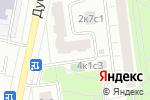 Схема проезда до компании Канцтовары.Ру в Москве