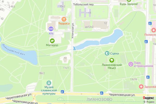 Ремонт телевизоров Район Лианозово на яндекс карте