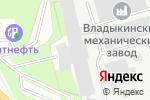 Схема проезда до компании ПластЭлектро в Москве