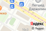 Схема проезда до компании БИЗНЕС ПАРТНЁР в Москве