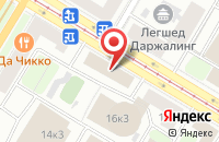 Схема проезда до компании Московский Центр Профессионального Образования и Развития в Москве