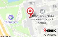 Схема проезда до компании Фолиум в Москве
