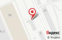 Схема проезда до компании Елтранс+ в Подольске