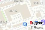 Схема проезда до компании Мебель Эден в Москве