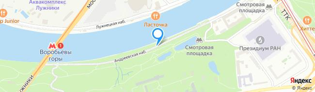 Андреевская набережная