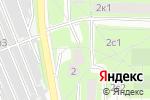 Схема проезда до компании Влас и К в Москве