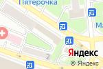 Схема проезда до компании Творческая мастерская Никиты в Москве