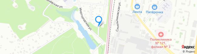 переулок Миргородский 1-й