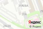 Схема проезда до компании Элфорт в Москве