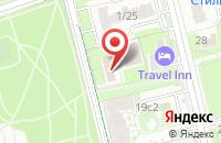 Схема проезда до компании Объединенная Редакция Министерства Внутренних Дел Российской Федерации в Москве