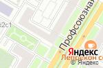 Схема проезда до компании Golden Art Lab в Москве