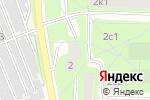 Схема проезда до компании LedMoscow в Москве