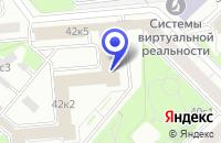 Схема проезда до компании ТФ БЕЛТИТ в Москве