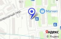 Схема проезда до компании СТРОИТЕЛЬНАЯ ОРГАНИЗАЦИЯ НТ-КУРС в Москве
