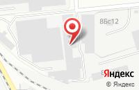 Схема проезда до компании ВМС-Принт в Подольске